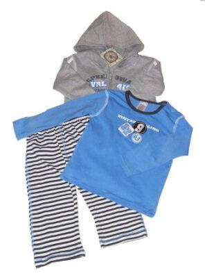 Jogging 3 pièces modèle Speedway pour bébé