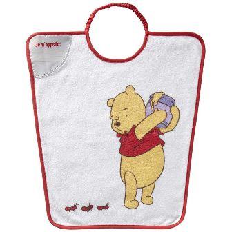 Bavoir pour bébé Winnie l'Ours