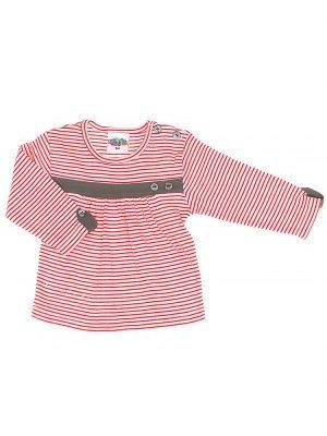 Tee shirt manches longues pour bébé fille