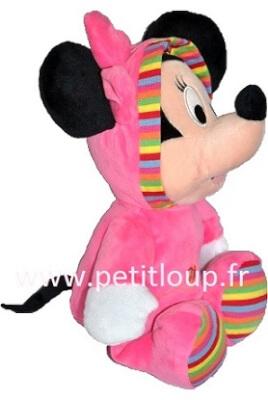 Doudou peluche Minnie Mouse de DISNEY