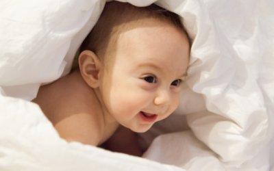 Question de maman : Comment me voit mon bébé ?