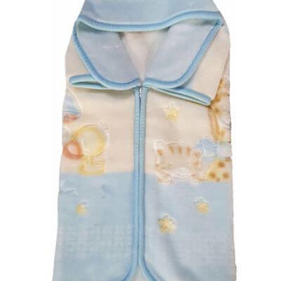 couverture babynomade pierre cardin ligne bebe