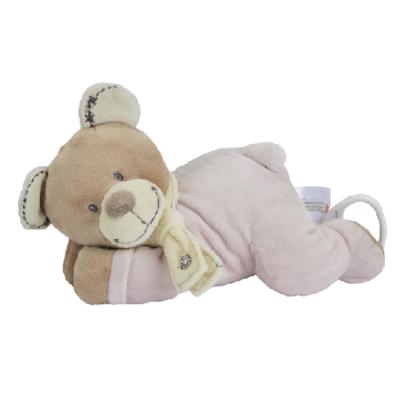 Coffret de naissance bébé ourson câlin musical