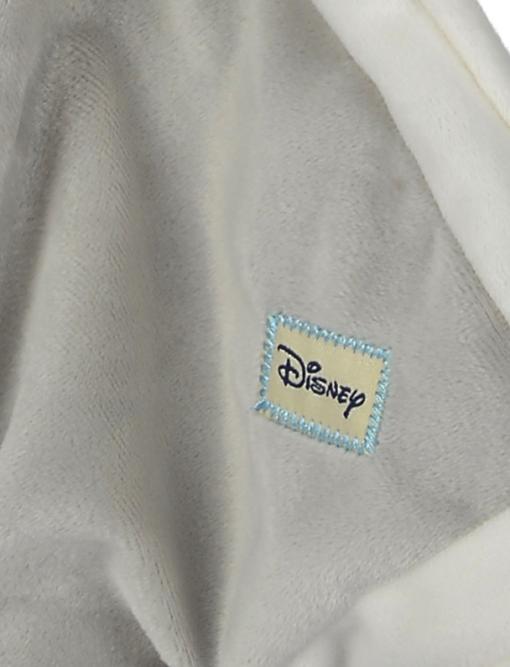 Doudou mouchoir Disney DUMBO l'éléphant détail mouchoir