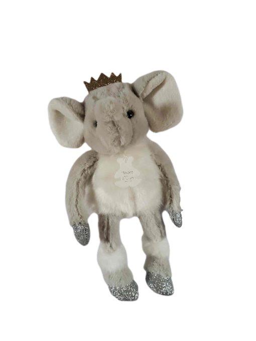 Doudou éléphant série histoire d'ours de Doudou et Compagnie