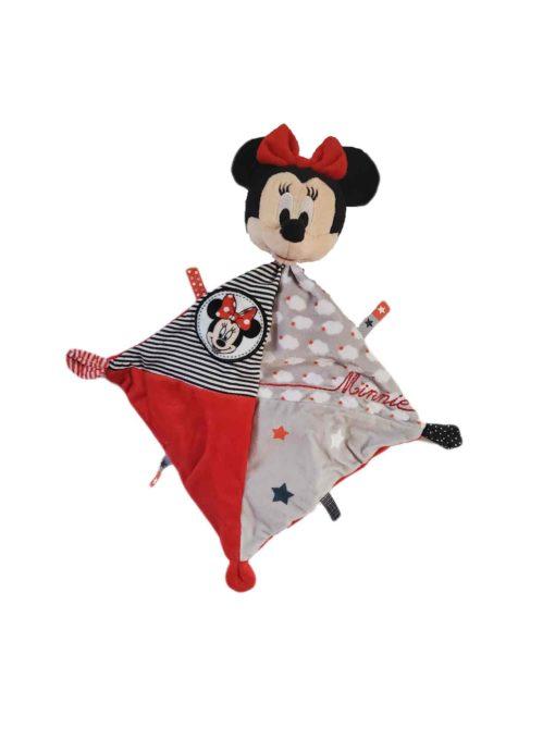 Doudou mouchoir Mickey Etoile de DISNEY