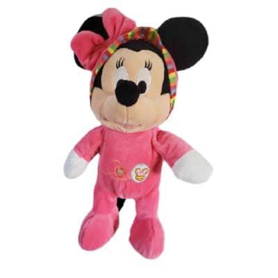 Doudou souris Minnie Mouse de DISNEY