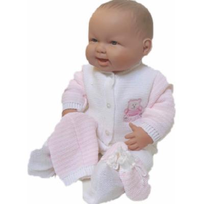 Coffret de naissance Ourson 4 pièces pour bébé