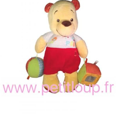Doudou Winnie ballon